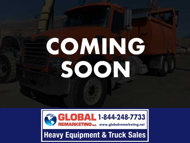 Double Elevator Boom / Bucket Truck 2004 Freightliner FL80 6x6 2 Man Bucket Altec AM900-E100 Bucket